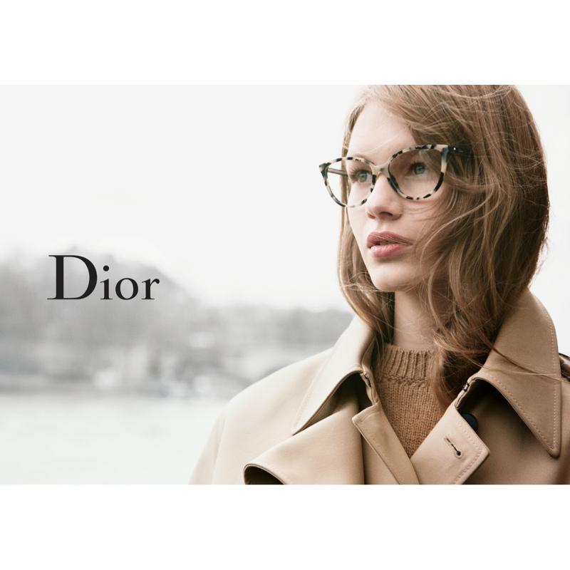 Dior  vznik a história luxusnej značky slnečných a dioptrických okuliarov 9f4205f7675
